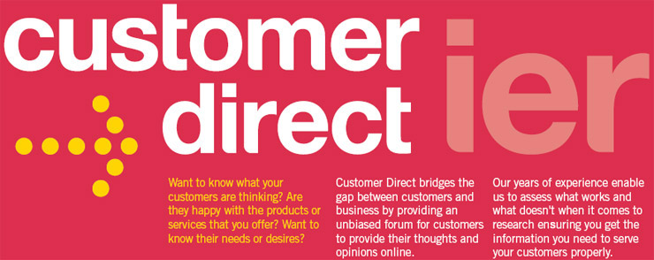 IER - Customer Direct
